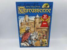 Carcassonne - Basis Spiel - alte Version - Hans im Glück - vollständig
