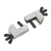 Sealey VS037 2pc Hose Pinch Tool Set Fuel Vacuum Hose Pipe Pinch Tool Set