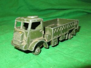 Dinky Toys 623 Bedford QL Army Wagon for renovation