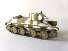 Military Toy Model 1:72 USSR Soviet Tank BT-7 №39 Series Russian Tanks Fabbri