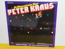 LP - PETER KRAUS - EIN MANN UND SEINE SHOW