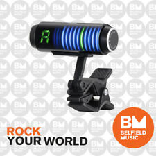 Korg Sledge Hammer Custom 100 Clip-On Tuner Black Sledgehammer - Belfield Music