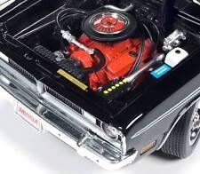 1971 Dodge Demon BLACK 1:18  Autoworld 1062