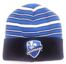 Montreal Impact Soccer Infant Beanie Cap Hat Navy Cuff Blue White