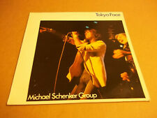 Michael Schenker group – Tokyo Face rare live Euro double LP Not TMOQ NM