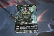 Hunk Card - Resident Evil Deck Building Game - CH-030 - Outbreak Exp