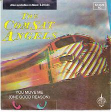 "Comsat Angels - You move me/Land/7"" Single von 1984/Promo mit Infos"