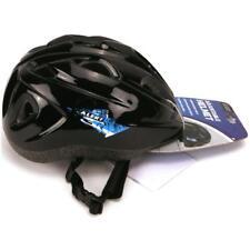 Alert Schutzhelm Fahrradhelm für Kinder Grö�Ÿenverstellbar 51-56cm schwarz