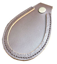 Shooting Leather Toe Protector Pad Rest by John Shooter® England