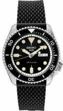 Seiko 5 Sports Men's Black Watch - SRPD95