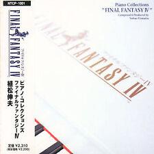 NOBUO UEMATSU - FINAL FANTASY, IV: PIANO COLLECTION, PT. 1 NEW CD