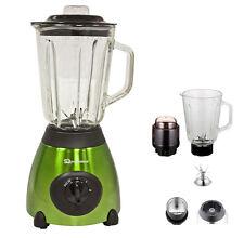 500w  Electric Multi Food Blender With Grinder Smoothie Maker Processor Green E