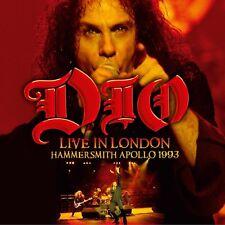 DIO - LIVE IN LONDON-HAMMERSMITH APOLLO 1993 2 CD NEU