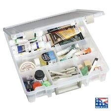 ARTBIN SUPER SATCHEL STORAGE BOX craft stackable 6 compartments