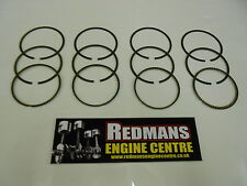 Vauxhall astra/zafira ecotec 1.6 16v piston rings std size 2001-  Z16XE X16XE