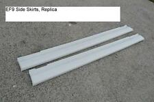 JDM Honda Civic EF9 EF Sir Side skirts 88-91' ef sedan ef2 REPLICA 4doors