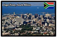 CAPE TOWN, SOUTH AFRICA - SOUVENIR JUMBO FRIDGE MAGNET - BRAND NEW - GIFT