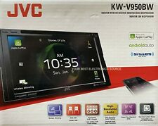 "NEW JVC KW-V950BW Car Receiver w/ 6.8"" Screen, Apple CarPlay & Android Auto"