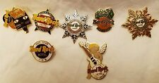 Hard Rock Hotel and Cafe Pins 1995-1997 Free shipping!  Looks great!