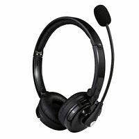 Wireless Headset Truck Driver Noise Cancelling Bluetooth Headphones Over-the-hea