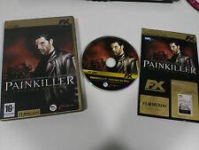 PAINKILLER EDICION DE ORO JUEGO PC ESPAÑOL DVD-ROM FX INTERACTIVE