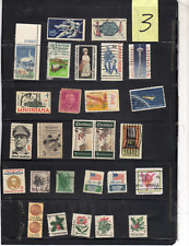 US STAMPS     28 stamps some USED Maybe some Mint- Great Deal =group 3