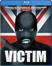 Victim [Blu-ray], New Disc, Adam Deacon, Ashley Chin, Frank Harper, Ashley Madek