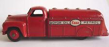 Dinky ESSO petrol tanker in red