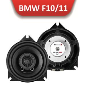 BMW F10/F11 2010-present Custom Per Porta Altoparlanti MB Quart QM100X 10.2cm