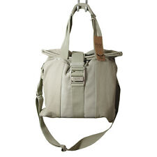 FRIAR Fototasche für Ladys in Light-Grey von Firmcam, aus Leder und Canvas,