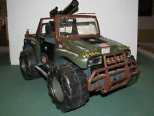 Vintage GI Joe Hall Of Fame Rhino GPV Jeep Complete Hasbro 1993