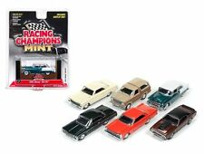 AUTO WORLD 1:64 RACING CHAMPIONS MINT RELEASE 2 VERSION A DIECAST CAR SET RC002A