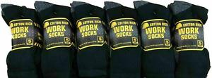 1-20 Pairs Men Ultimate Work Boot Socks Anti Odor Blister Resist Soft 11-14 Size