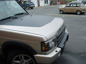 Land Rover Discovery 2 Hood Blackout New