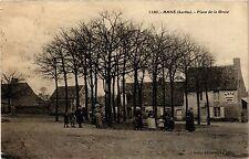CPA  Amné (Sarthe) - Place de la Groie   (299498)