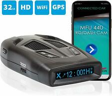 Whistler Mfu440 Multi-Functional Radar Detector with Dash Camera
