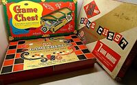 3 GAMES - Game Chest 52 & 56 Variety and Game Chest See Description