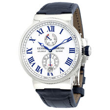 Ulysse Nardin Marine Chronometer Automatic Mens Watch 1183-122/40