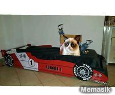 LETTO SINGOLO BAMBINO AUTO FORMULA 1 RACING