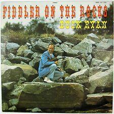 BUCK RYAN Fiddler On The Rocks LP 1976 BLUEGRASS VG++ NM-