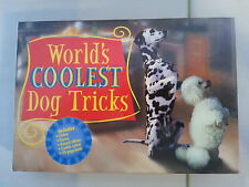World's Coolest Dog Tricks by Luann Colombo (2001, Hardcover)