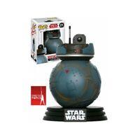 RESISTANCE BB UNIT Star Wars Walmart Exclusive Funko POP! #211 NEW
