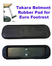 Takara Belmont Rubber Pad for Euro Footrest #RT20472B-070