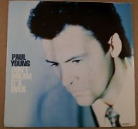 """Paul Young : Don't Dream It's Over : Vintage 7"""" Single from 1991"""