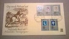 Dag van de postzegel 1976 - blanco en open klep