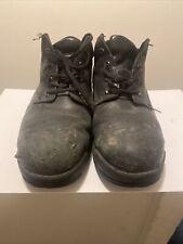 timberland pro stealtoe boots men 10.5 Black