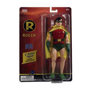 Worlds Greatest MEGO Heroes - DC Comics - robin   8 Scale Action Figure