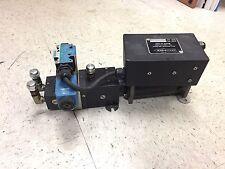 Accu-Steer Autopilot Hydraulic Pump HPU75-24volt  Free Shipping