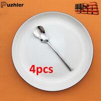 4piece 18/10 Stainless Steel Silverware Teaspoon Mixing Spoon Cute Flatware Set