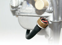 Puig 18 Kawasaki NINJA-H2SX Racing Windscreen 15mm Higher Than OEM Dark Smoke